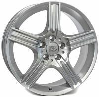 Колесные легкосплавные диски WSP Italy MERCEDES W763 DIONE 9x18 5x112 ET54 DIA66,6 silver
