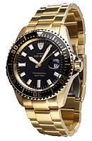 Механические наручные часы Detomaso San Remo Gold