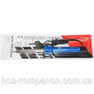 Паяльник с пластмассовой ручкой