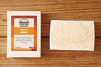 Греческое оливковое мыло ручной работы Молоко & Мед (The Natural Workshop), 145g., Греция