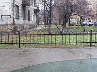 Забор для палисадника арт.зп 1, фото 1