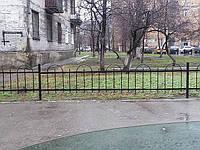 Забор для палисадника арт.зп 1