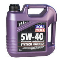 Масло моторное Liqui Moly Synthoil High Tech 5W-40 (Канистра 4литра), фото 1