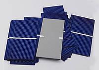 Солнечные элементы 52 х 26 мм – 40 шт.