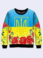 Свитшот Emblem of Ukraine