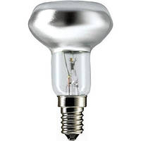Лампа PHILIPS R50 40Вт Е14 накаливания рефлекторная