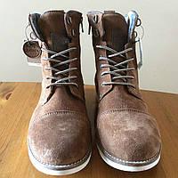 Ботинки замшевые Next Размер 39EUR и 6UK