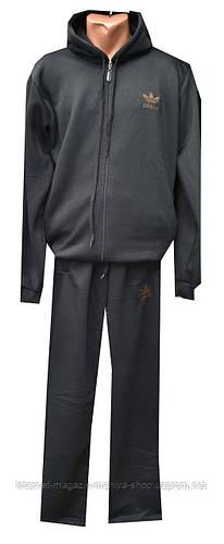 Спортивный костюм мужской теплый Adidas