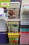 """Корзина для белья или для хранения игрушек """"Плюшевые мишки"""", фото 5"""