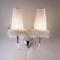 Интерьерный настенный светильник Carlesso