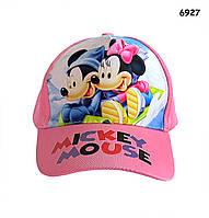 Кепка Minnie Mouse для девочки. 50-54 см, фото 1