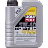 Масло моторное Liqui Moly Top Tec 4100 5W-40 (Канистра 1литр)