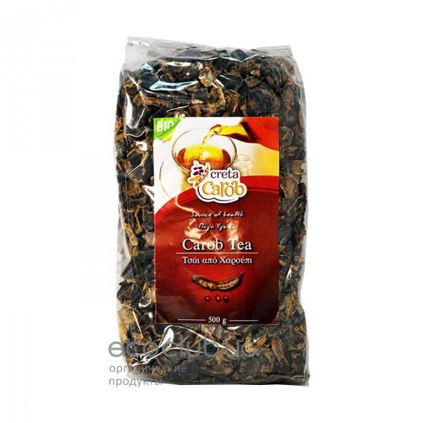 Чай органический из плодов рожкового дерева Creta Carob 500г