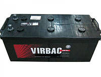 Грузовой аккумулятор VIRBAC 6СТ-190 АзЕ Flat