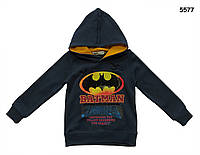 Утепленная кофта Batman унисекс. 80, 90, 100, 120 см
