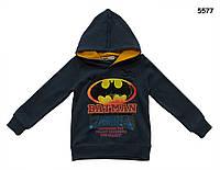 Утепленная кофта Batman для мальчика. 80, 90, 120 см