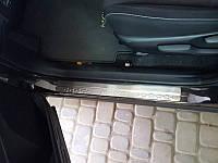 Накладки на пороги S/S для Toyota RAV 4 2013+