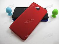 Пластиковый чехол Microsoft Lumia 650 Dual Sim (красный)