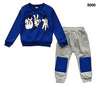 Теплый костюм Mickey Mouse для мальчика. 100 см