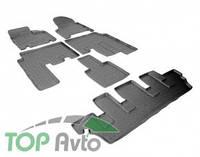 Unidec Резиновые коврики Chrysler Voyager 2000-2007 (7 мест)\ Dodge Caravan