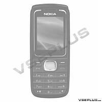 Корпус Nokia 1650, черный, high copy