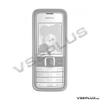Корпус Nokia 7310 Supernova, черный, high copy