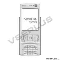 Корпус Nokia n95, черный, high copy