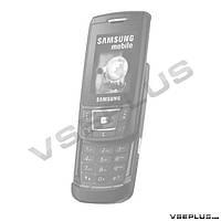 Корпус Samsung D900, черный, high copy