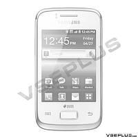 Корпус Samsung S6102 Galaxy Y Duos, черный, high copy