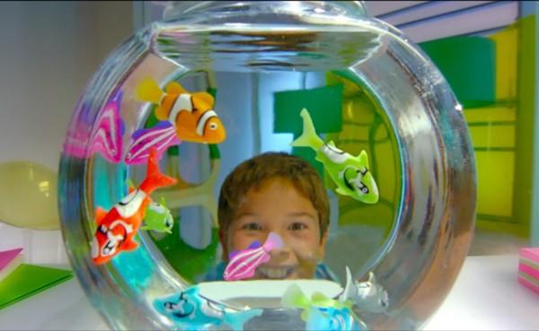 18d71e0b30f35d Робо Рыбки Рыбка Робот Robo Fish как живая, цена 145 грн., купить в ...