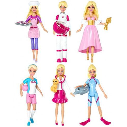 Мини-кукла  Barbie серии