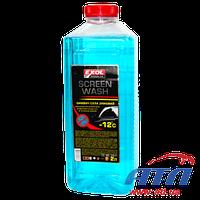 Незамерзающая жидкость в бачок стеклоомывателя синяя 2Л (-12) (761836)