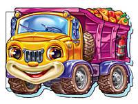 Кумедні машинки (міні) : Вантажівка (у) Н.И.К.