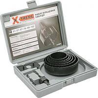 Набор сверл X-Treme кольцевых XT 100331 9 предметов (30815)