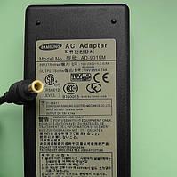 Блок питания для ноутбуков Samsung 19V 4.74A (штекер 5.0-3.0-1.0)