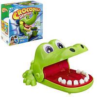 """Гра настільна """"Крокодильчик Дантист"""""""