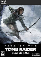 Rise Of The Tomb Raider Season Pass, ESD - электронная лицензия