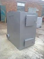 Твердотопливный пиролизный котел серии KFPV-100 от производителя