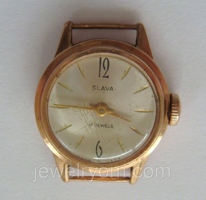 Часы slava купить куплю часы златоустовского завода