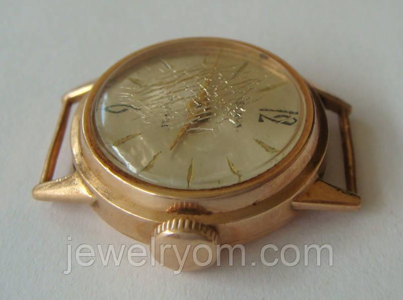 Часы наручные золотые слава картины часы украина купить