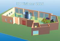 3D Visioner 2016 Постоянная лицензия (Сампо)