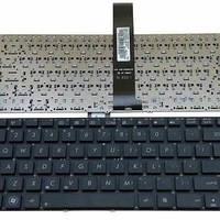 Клавиатура для ноутбука ASUS (S400, S451, X402), black, без фрейма, БОЛГАРСКАЯ РАСКЛАДКА