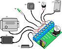 Контроллер Z-5R NET / 8000 сетевой для системы контроля доступа, фото 2