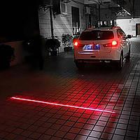 Задний лазерный фонарь, лазер, габаритный свет, стоп сигнал, противотумки