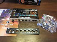 Эквалайзер Planet Audio PEQ 15 4-полосный для авто