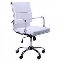 Кресло Slim FX HB (XH-630B) белый