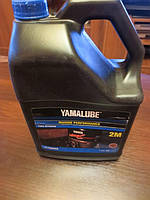 Масло для 2-х тактных лодочных двигателей Yamlube 2M TC-W3 4л