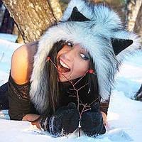 Волкошапка - лучший выбор зимы!