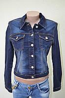 Куртка джинсовая женская AROX 359-01