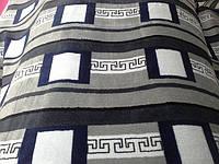 Махра квадрат серый ширина 200 см